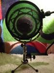 Microphone close-up 1